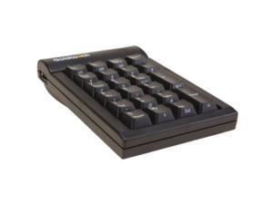 ERGOGUYS GTC-MACB Goldtouch Numeric Keypad USB Black Macintosh by Ergoguys