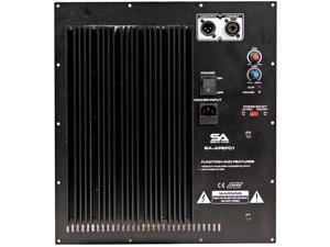 Seismic Audio - SA-APEF01 - 800 Watt Plate Amplifier for PA/DJ Subwoofer Cabinets - Class AB Sub Replacement Amp