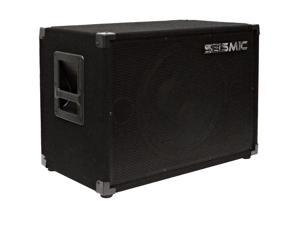 "Seismic Audio - 1x15 Bass Guitar Speaker Cabinet - One 15"" Speaker in Cab"