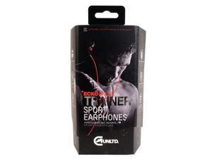 Ecko Trainer Sport Ear Buds w/Mic & Control Red