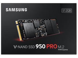 Samsung SSD 950 PRO 512GB NVMe M.2 Series PCI-Express 3.0 Internal MZ-V5P512BW with USB 3.0 HUB