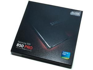 """Samsung 850 Pro 512GB 2.5"""" 512G SATA III Internal SSD 3-D 3D Vertical Solid State Drive MZ-7KE512BW with USB3.0 HUB"""