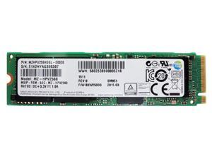 SAMSUNG SM951 256GB SSD 256G MZHPV256HDGL M.2 2280 PCIe PCI-Express 3.0 Internal Solid State Drive Bulk Package with USB3.0 to SATA III connector