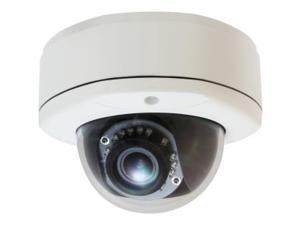LevelOne H.264 3-Mega Pixel Vandal-Proof FCS-3082 PoE WDR IP Dome Network Camera (Day/Night/Indoor/Outdoor), TAA Compliant