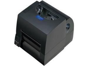 Citizen CL-S621 Direct Thermal/Thermal Transfer Printer - Monochrome - Desktop - Label Print. CL-S621 DT/TT SER USB DUAL-EML ETH CUTTER GRAY BP-LB. 6 in/s Mono - 203dpi - Ethernet - USB