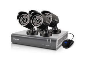 Swann DVR4-4400 - 4 Channel 720p Digital Video Recorder & 4 x PRO-735 Cameras