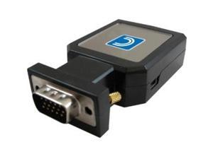 Comprehensive VGA to HDMI and Audio Scaler Converter Adapter
