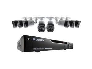 Lorex 8 Channel Series Security DVR system with 1080p HD Cameras
