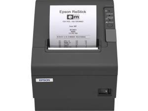 Epson TM-T88IV Direct Thermal Printer - Monochrome - Desktop - Label/Receipt Print