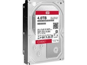"""WD Red Pro WD4002FFWX 4 TB 3.5"""" Internal Hard Drive"""