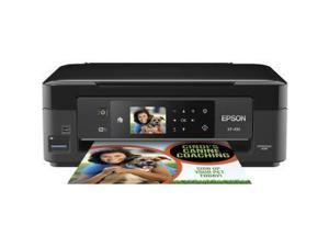 EPSON Expression XP-430 (C11CE59201) 5760 dpi x 1440 dpi wireless/USB color Inkjet MFP Printer