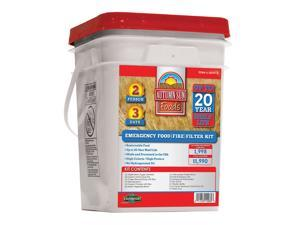 Autumn Sun 2 Person 3 Day Food Fire Filter Emergency Kit 4-20295-2
