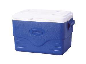 Coleman 36 Quart Blue Personal Cooler 6281A718G
