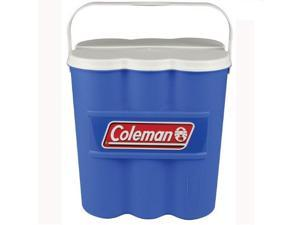 Coleman 12 Can Carry Chiller w/Ice Sub Cooler Red 2000013694