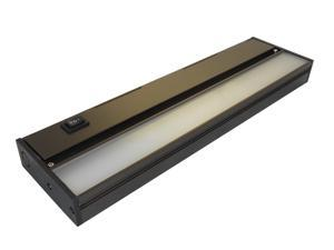 "NICOR NUC-3-21-OB 21"" Oiled Bronze Dimmable Cree® LED Undercabinet Light 2700K"