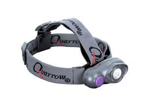 NEBO Tools - 5483 Quarrow Tri-Eye LED Head Lamp - Green LEDs