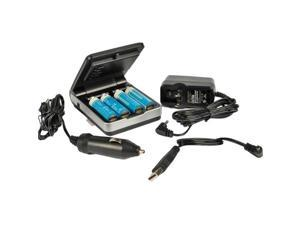 PowerFilm S-RA-3c AA-AAA Battery Trickle Charger Pack