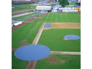20 ft. Circular Pitchers Mound Cover 25 lbs