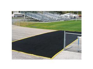 Sport Supply Group 1248319 15' x 50' Aer-flo Cross-over Zone Football
