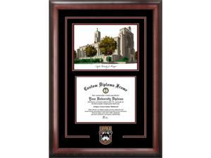 Campus Images Loyola University Chicago Spirit Graduate Frame With Campus Image