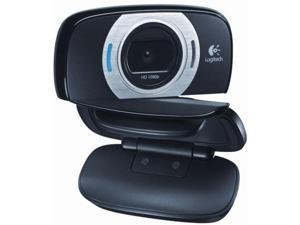 DBL Distributing 960-000733 Logitech HD Webcam C615. HD Video Calling and Sharing
