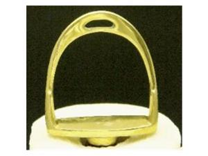 Mayer Mill Brass - TWR-ST - Stirrup Paper Towel Holder