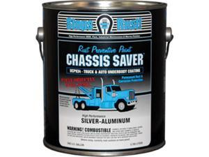 Magnet Paint Co UCP934-01 Chassis Saver Silver Aluminum, 1 Gallon