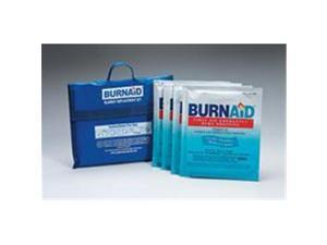Burnaid Burn Blanket Kit - 4 - 16 x 22 Inch Burn Dressings  - Equivalent To 5 X 7ft Blanket  - In Nylon - Refilla