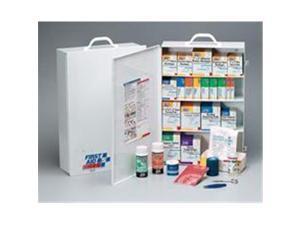 4 Shelf Industrial Station - 1059 Piece - Metal Cabinet - 1 Ea.