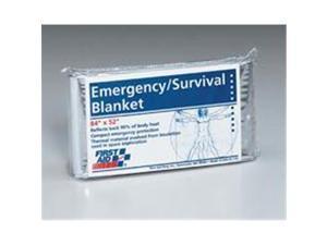 Emergency Blanket - 52 x 84 Inch - 5 Per Dispenser Box