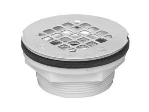 Oatey 42097 2-Inch PVC Shower Stall Drain