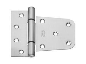 Stanley Hardware 808659 3.5-Inch V289 Heavy Duty Gate Hinge, Stainless Steel