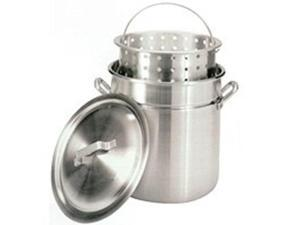 Bayou Classic 60 Quart Fryer/Steamer with Lid and Basket