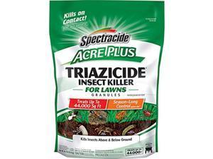 Spectracide Triazicide Acre Plus Insect Killer Granules, 35.2-Pound Pest Control