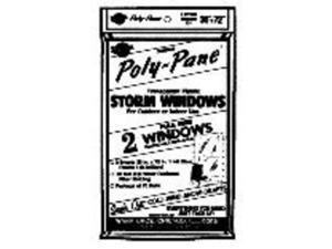 2-Piece Storm Window Kit Warp Brothers Window and Door Insulation 2P-24