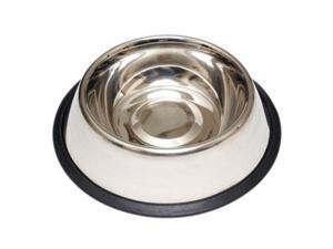 32 Oz Stainless Steel Hilo Dog Dish Non Skid Boss Pet Products Pet Supplies