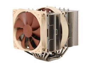 Noctua NH-D14 SE2011 Intel LGA2011 6xHeatpipes CPU Cooler SSO Bearing PWM