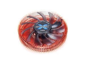 Zalman CNPS2X Mini-ITX CPU Cooler for Intel LGA 1155/1156/1150/775 & AMD Socket FM1/FM2/AM3+/AM3/AM2+/AM2 w/ Thermal Grease - RETAIL