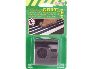 Incom Manufacturing 2in. X 5ft. Black Gator Grip Anti Slip Safety Grit Tape  RE172