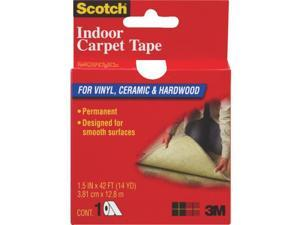 "1.5""X42'INDR CARPET TAPE CT2010"