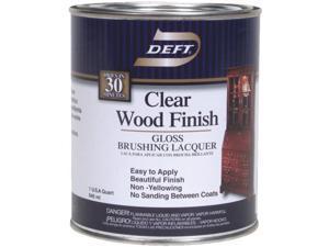 QT GLS CLEAR FINISH DFT010/04