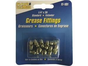"1/4"" ST GREASE FITTING 11-101"
