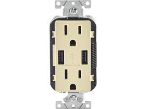 IV TAMP REC/USB CHARGER R01-T5632-0BI