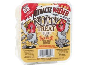 11.75OZ NUTTY TREAT SUET 12559