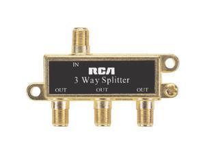 3-WAY COAX SPLITTER VH48RV
