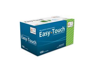 Easy Touch Pen Needles 29 Gauge 1/2 in - 100 ea