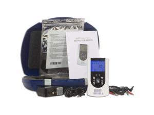 InTENSity Twin Stim III Combo Dual Channel TENS Unit and Muscle Stimulator Unit