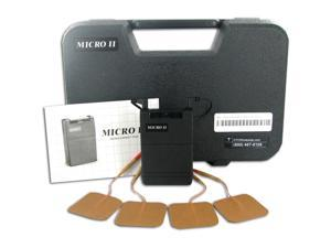 Dual Channel Micro TENS Unit - Micro-II, 3 Modes
