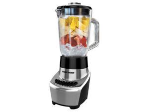 Black & Decker 12-Speed FusionBlade Blender with Pulse Feature, Silver