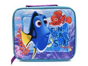 Finding Nemo Childrens Kids Boys Girls Insulated Lunch Pack School Lunch Box Picnic Bag